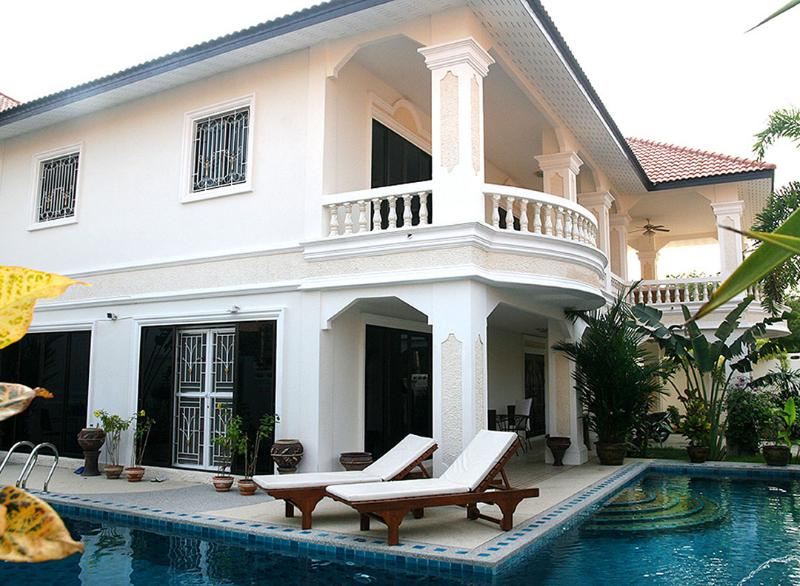 Exclusive Villa with large private pool - Image 1 - Pattaya - rentals