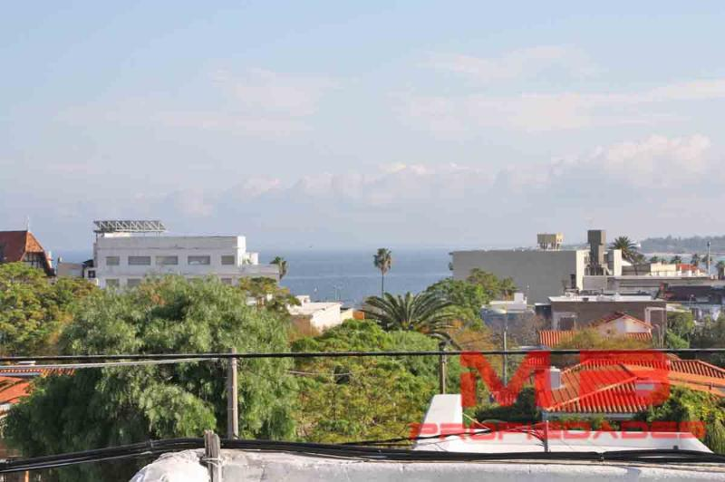 Views from the bbq area - 1 Bedroom apartment 2 blocks from the beach. - Piriapolis - rentals
