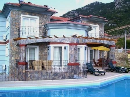 Villa Huzurlu - Villa Huzurlu in Uzumlu - Fethiye - rentals