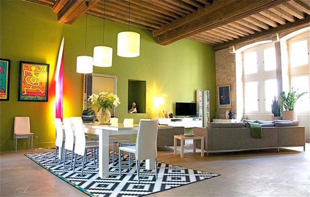 dining and lounge - Superb property Beaune, Burgundy wine capital city - Beaune - rentals