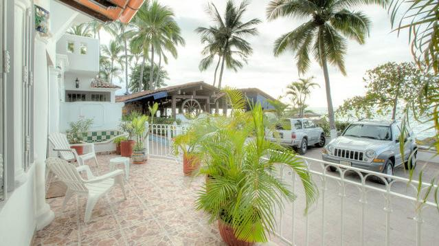 Marvelous Beachfront Condo @ Conchas Chinas Beach - Image 1 - Puerto Vallarta - rentals