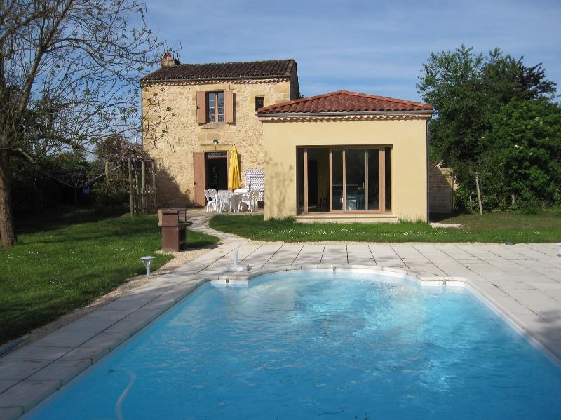 Les Tournesols private pools and garden - Dordogne Sarlat stylish comfortable cottage pool - Domme - rentals