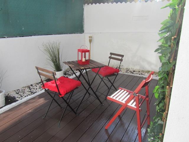 Patio - Casa das amoreiras - Lisbon - rentals