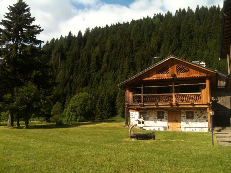 Cottage Tabià Al di là de l'Aiva in the Unesco DolomitiSuperski circuit - Image 1 - Mareson - rentals