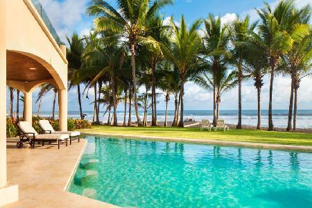 Breathtaking Villa Royal Palms, oceanfront pool with bar and daily maid service - Image 1 - Playa Hermosa - rentals