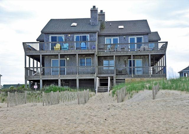 full size photo 0 - SN9241A- LILLY'S PAD; ELEGANT 4BDRM OCEANFRONT! - Nags Head - rentals