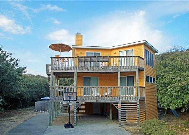 full size photo 0 - SS91- KATHERINE'S SUNNYSIDE; 4BDRM HOME NEAR BEACH - Southern Shores - rentals