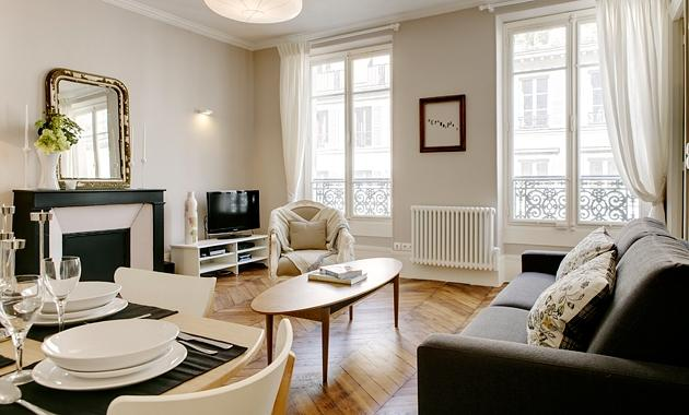 Apartment Pompidou holiday vacation short term long term apartment rental - Image 1 - France - rentals