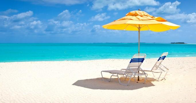 """Top 10 Beaches of the World"" National Geographic - 'Cozy Cove' - Treasure Cay - rentals"