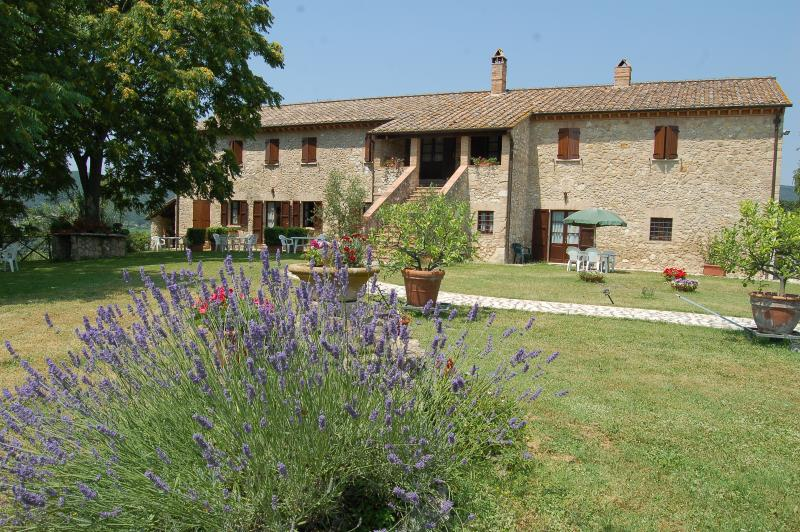 Agriturismo Podere Luchiano. Typical Umbrian count - Image 1 - Amelia - rentals
