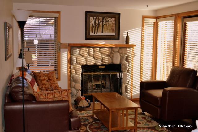 New furniture - Ski in/SKi Out, 2 bedroom, 2 bath condo - Breckenridge - rentals