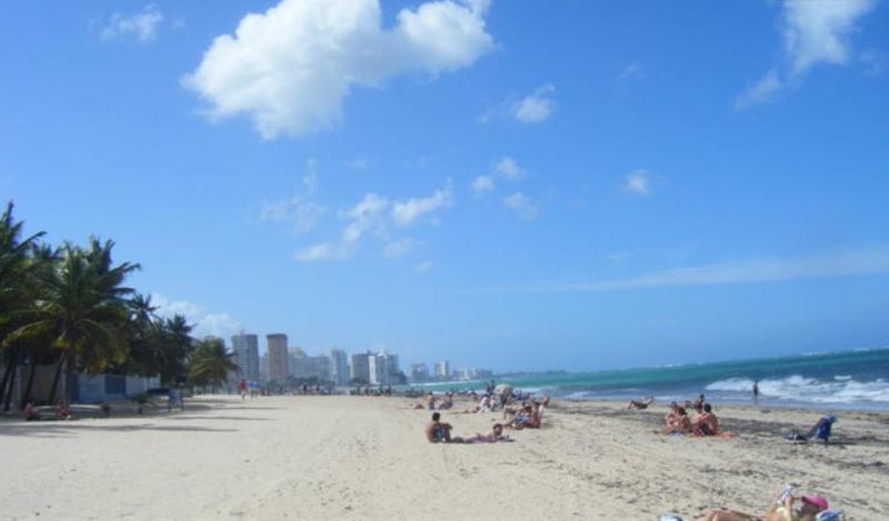 San Juan Ocean Park  Beach Apartment - Image 1 - San Juan - rentals
