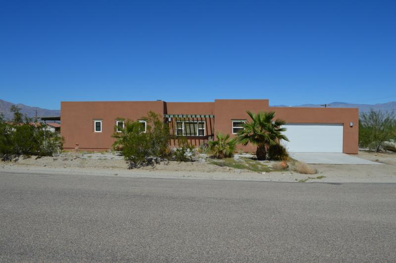 Front - Desert Coyote Casa - Best Kept Secret! - Borrego Springs - rentals