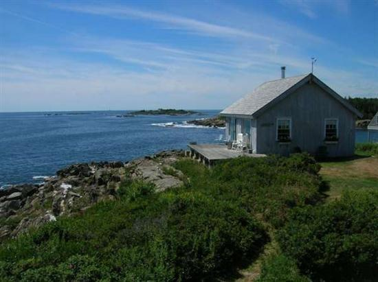Cottage  View - Little Harbor - Bailey Island - rentals