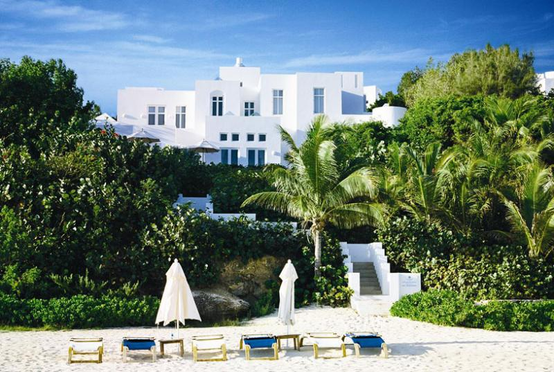 SPECIAL OFFER: Anguilla Villa 60 Terraces Open To The Infinity Edge Swimming Pool And The Ocean Beyond. - Image 1 - Anguilla - rentals