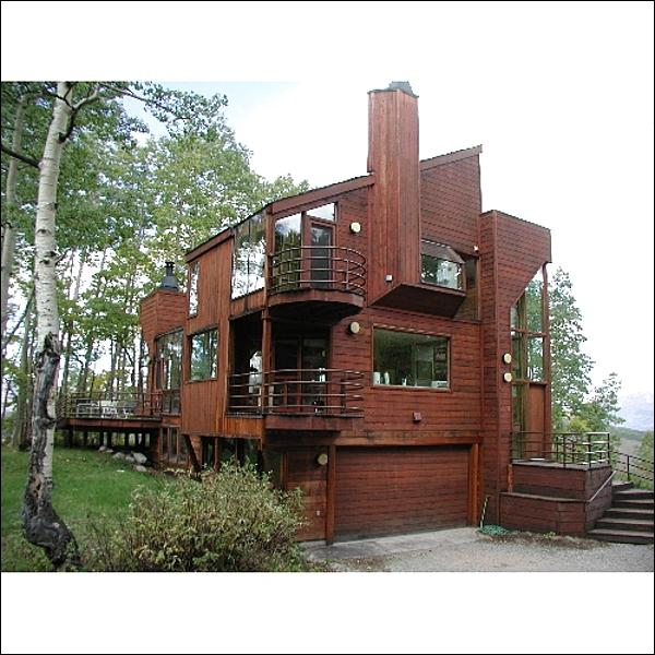 Picture-Perfect Mountain Setting - Secluded & Unique Retreat - Ideal for Winter or Summer Vacations (1382) - Crested Butte - rentals