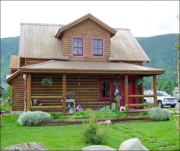 Centrally Located, Just Minutes from Everything - Magnificent, Restored Log Home - On the Quiet End of Main Street (1397) - Crested Butte - rentals