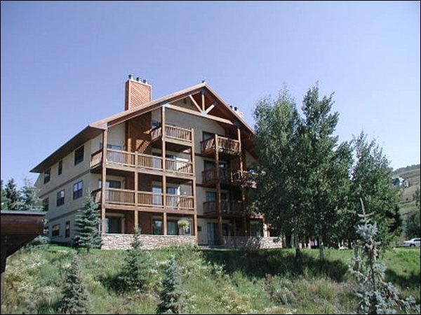 Comfortable, Centrally Located Condo - Cozy & Comfortable Condo - Beautiful Slope Views (1402) - Crested Butte - rentals