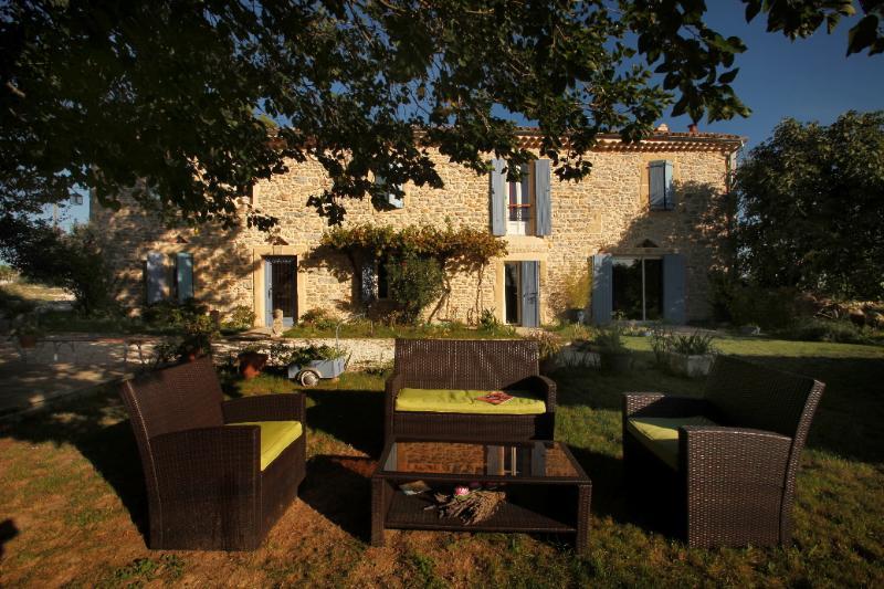 The house - Domaine du Mas d'Alponse - Aigremont - rentals