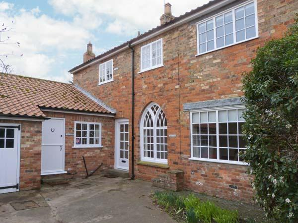 WESTGATE MEWS, converted coach house, character features, pet-friendly, enclosed courtyard, in Hornsea, Ref 30232 - Image 1 - Hornsea - rentals