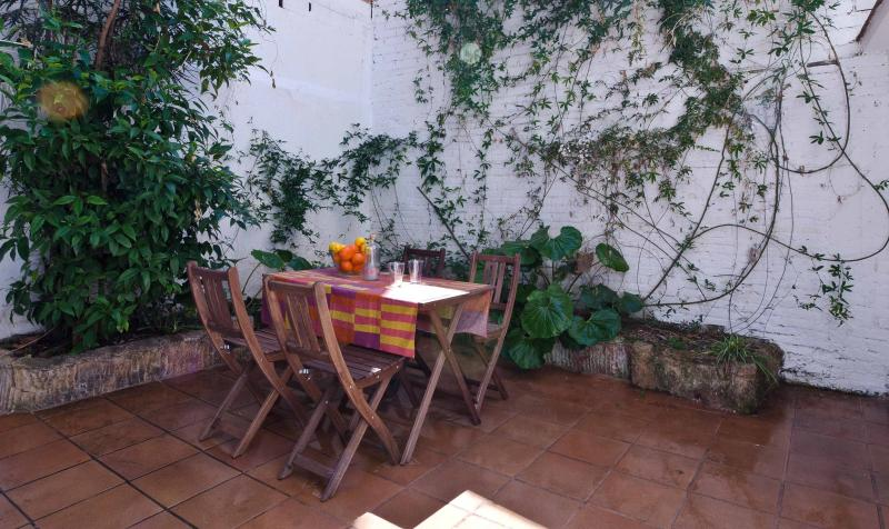 portugal con patio - Image 1 - Barcelona - rentals