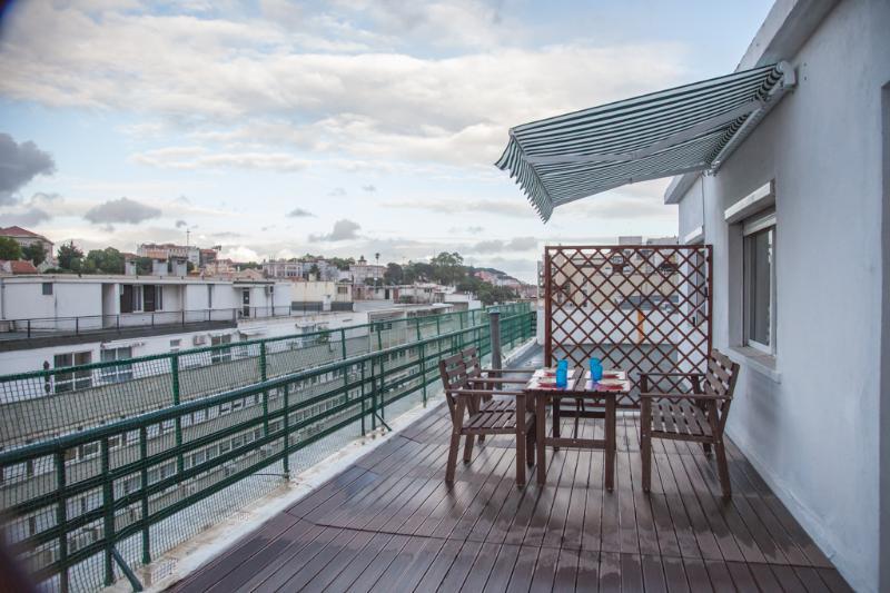 Terrace - Liberdade 19 - Lisbon - rentals