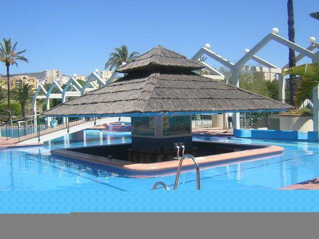 5 minutes walk to the beach! - Image 1 - Benalmadena - rentals