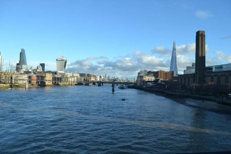 Stunning riverside views  - Smart Central London Riverside Vacation Rental - London - rentals