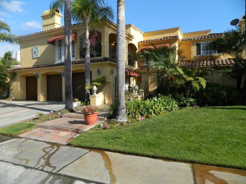 Mediterranean villa - Ocean View Home Southern California - San Clemente - rentals