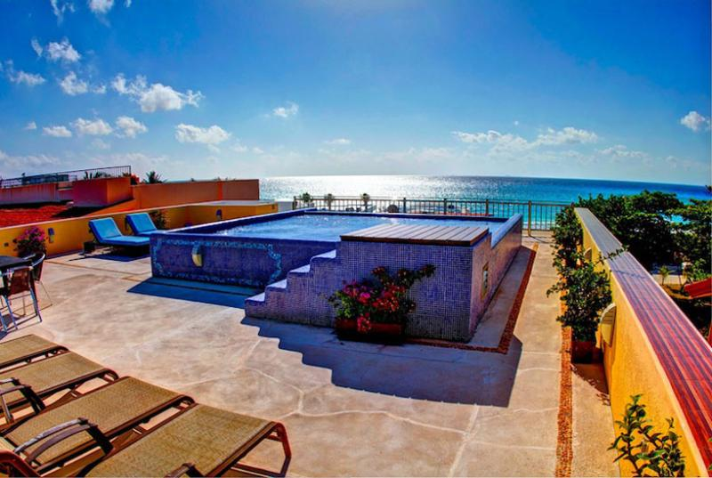 Mayan Riviera Villa 46 Just Steps Away From The Idyllic White Sandy Beach And Beautiful Tranquil Turquoise Water! - Image 1 - Playa del Carmen - rentals