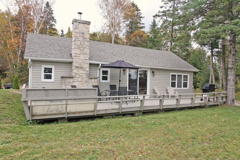 Tanglewood cottage (#805) - Image 1 - Lions Head - rentals