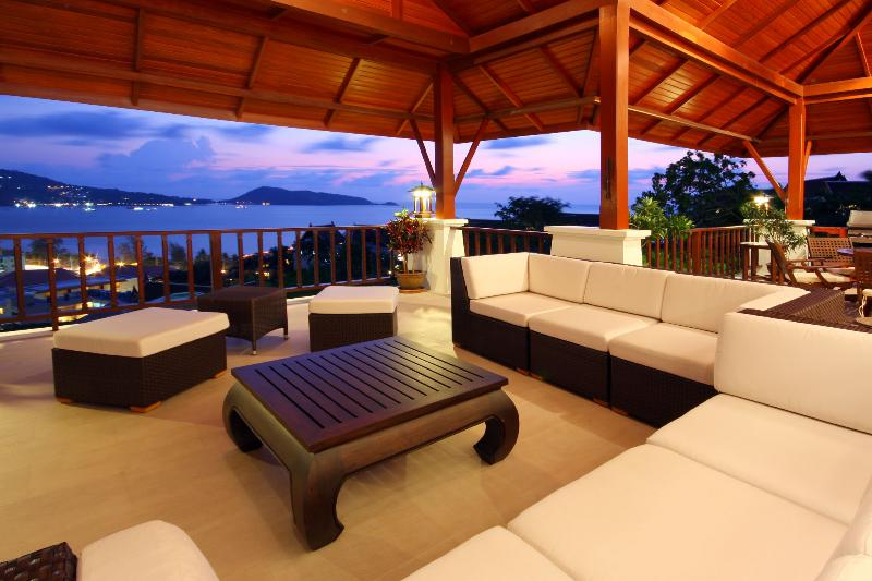 Terrace - B7-Disa L'Orchidee Residences - Patong - rentals