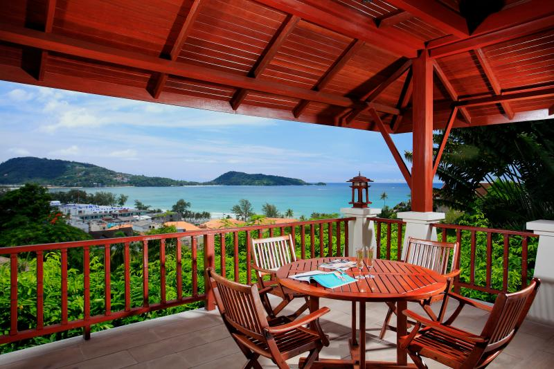 Terrace - C5b-Cattleya, L'Orchidee Residences - Patong - rentals
