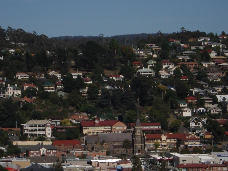 View from the Verandah - Welman Cottage great views 5 mins to CBD - Launceston - rentals