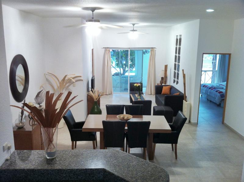 Apartment - Amazing Condo Close 2 mamitas Beach And 5th Av Playa - Playa del Carmen - rentals