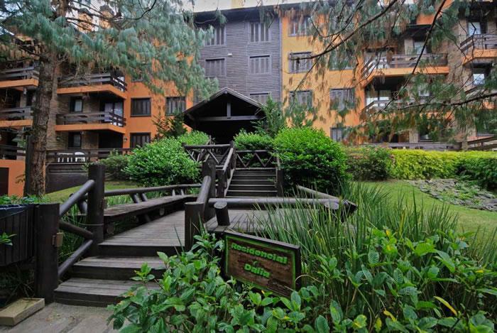 Apartamento 1 dorm Knorr Ville Gramado - Image 1 - Gramado - rentals