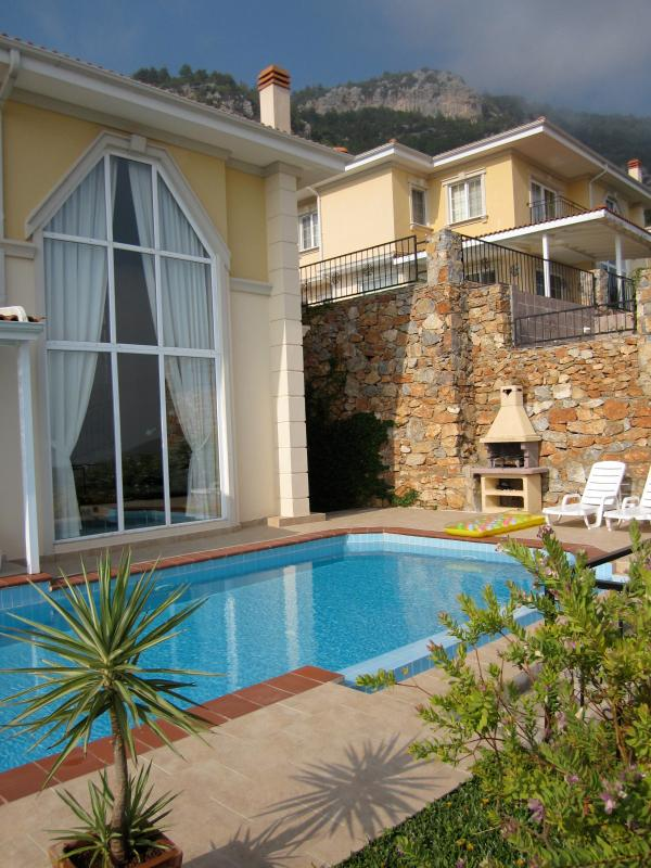Villa - Villa (10 p.) with private pool and amazing view! - Alanya - rentals