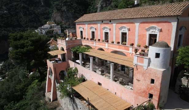 Villa Positano Tradition Villa with view and pool Positano, Positano villa with - Image 1 - Positano - rentals
