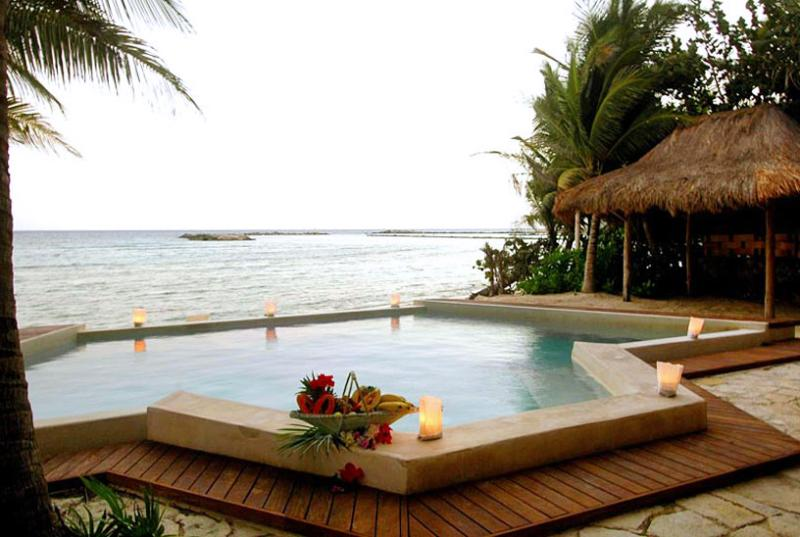 Mayan Riviera Villa 7 With Award Winning Architecture And Beautiful Ocean Views It Is A Home That Puts You At Ease The Moment You Walk In. - Image 1 - Yucatan-Mayan Riviera - rentals