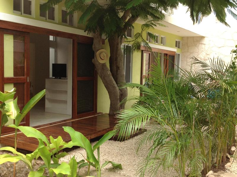 Peaceful,  convenient, stylish - Mexican Caribbean B&B overlooking beach - Puerto Morelos - rentals
