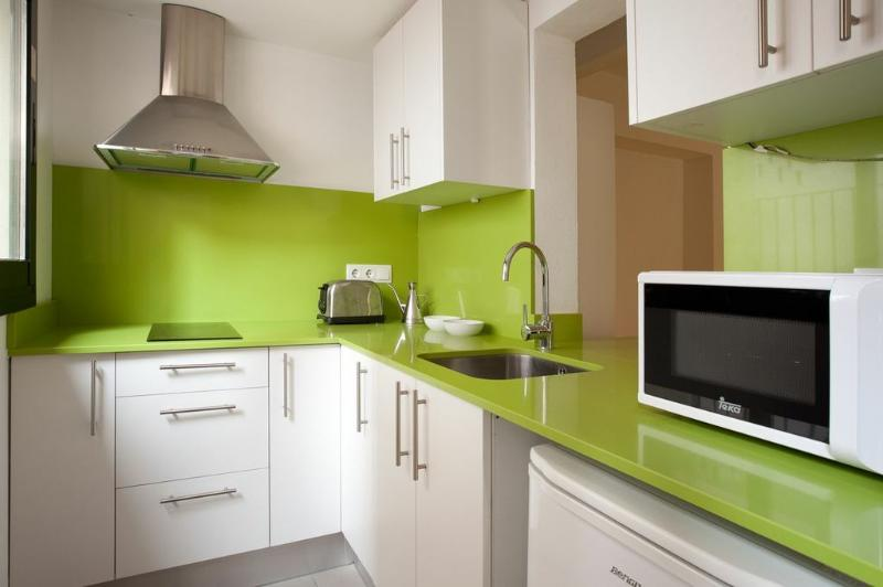 Kitchen - Barnapartments Gracia terrace 7 pax - Barcelona - rentals
