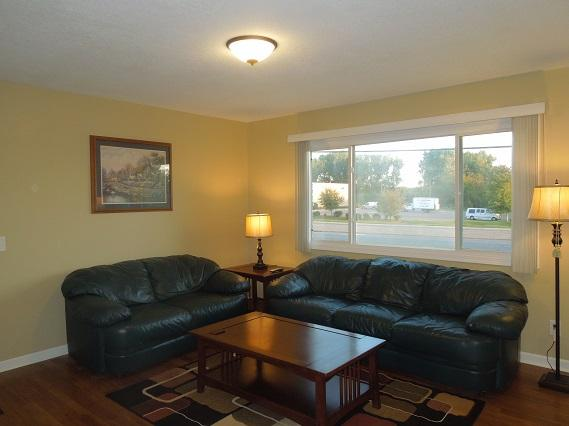 High end leather furniture - mla2stay Furnished Apartment #4 - Minneapolis - rentals