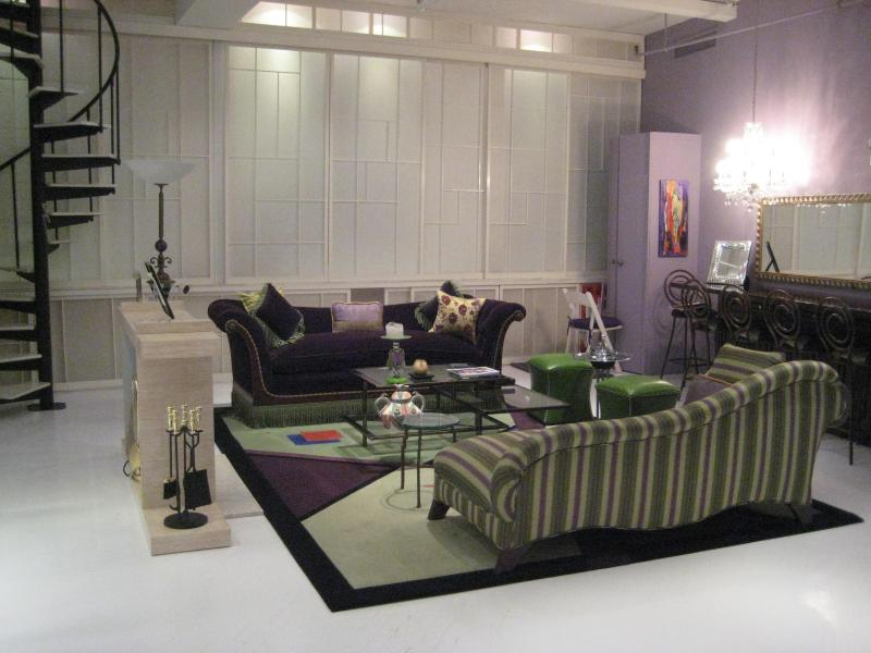 Living room - MANHATTAN PENTHOUSE! - New York City - rentals