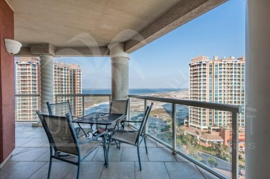 Exquisite Gulf & Bay Views, The Best of Both World - Image 1 - Pensacola Beach - rentals