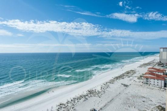 Gulf-front - Breathtaking View, Upper Level, Centrally Located - Image 1 - Pensacola Beach - rentals