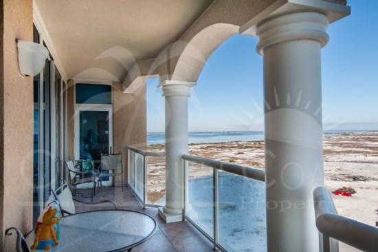 GORGEOUS Birdseye Gulf View from this 11th Floor L - Image 1 - Pensacola Beach - rentals