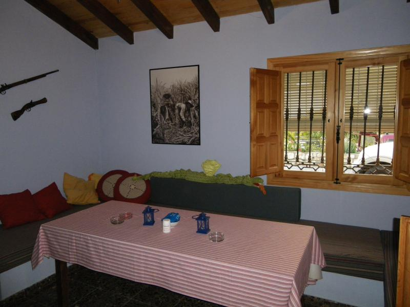 Authentic Andalusian cottage (farmhouse) - Image 1 - Granada - rentals