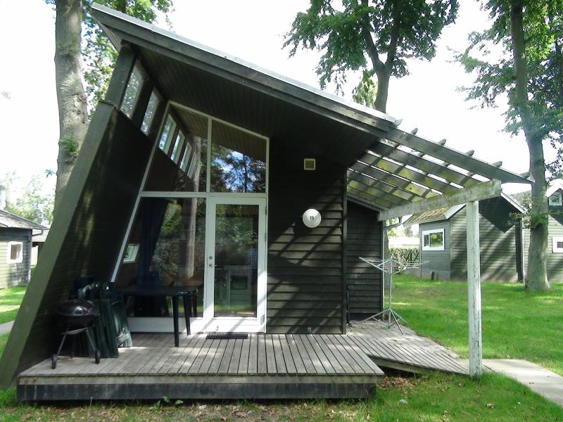Luxury Cabin - Cabin with bathroom and kitchen - Nysted - rentals