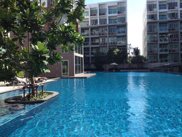 Pool - Luxury condominium closed to the beach in Hua Hin - Hua Hin - rentals