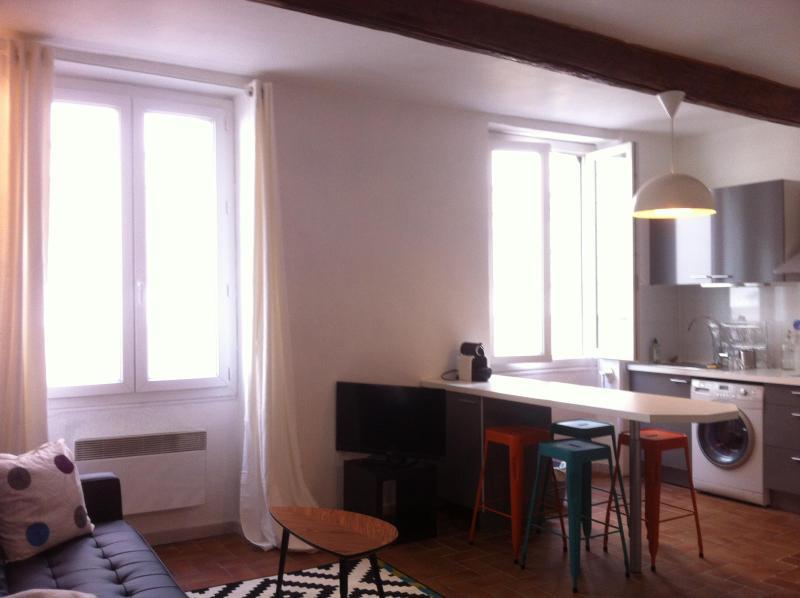 Nice apartment Vieux Port - Image 1 - Marseille - rentals